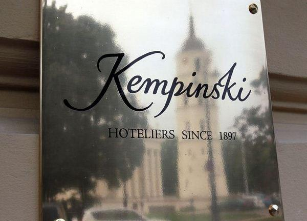 Comfortheat fűtőkáben a Kempinskiben