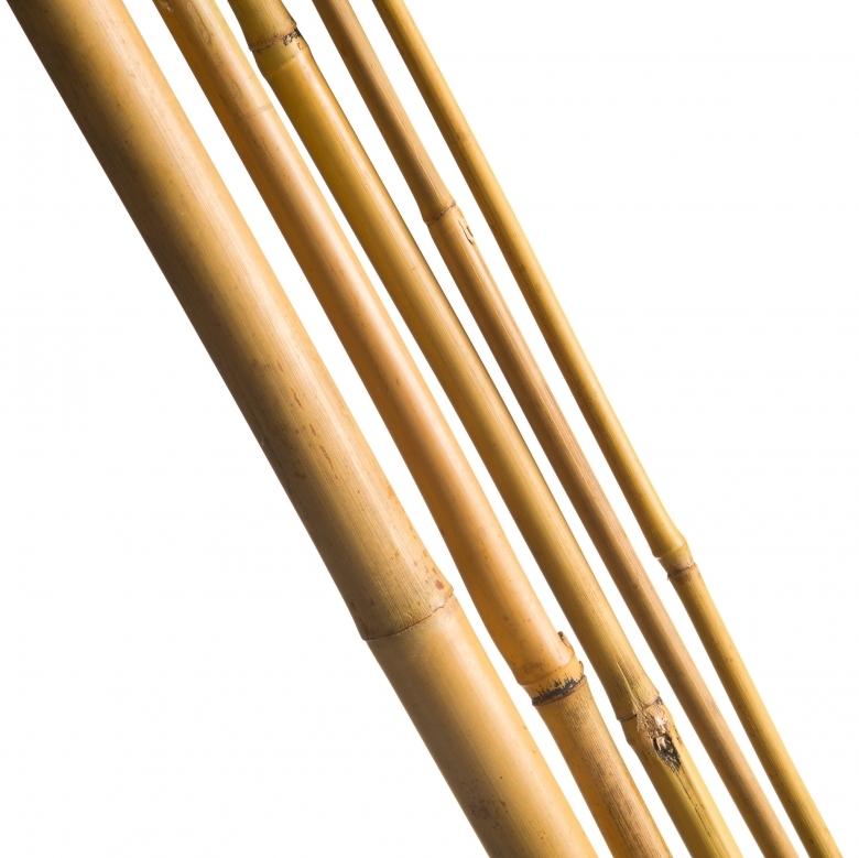 Bambusz virágtámasz
