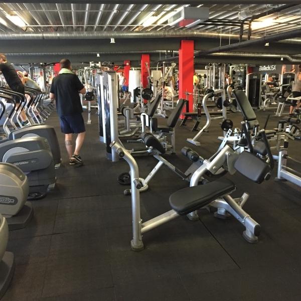 Edzőtermek, fitness termek