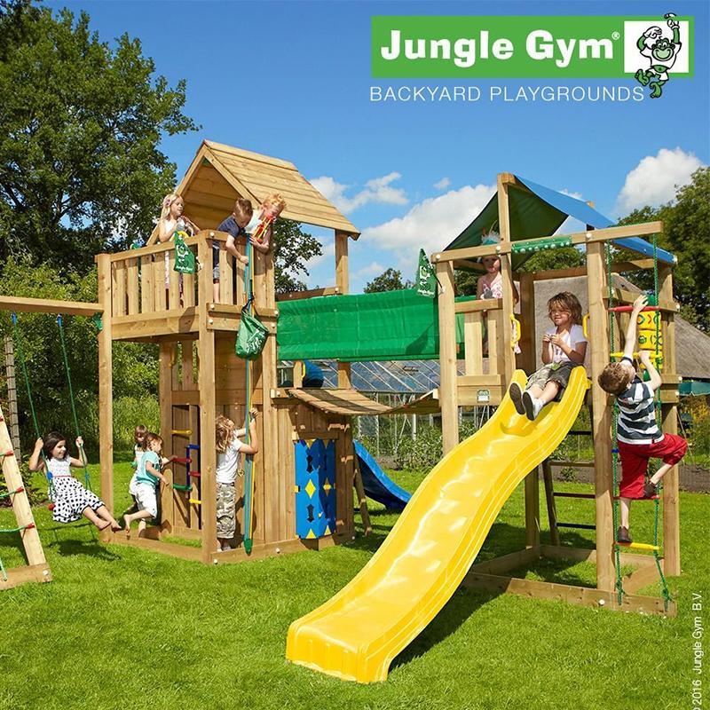 Jungle Gym kerti játszótér