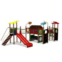 Közterületi játszóterek