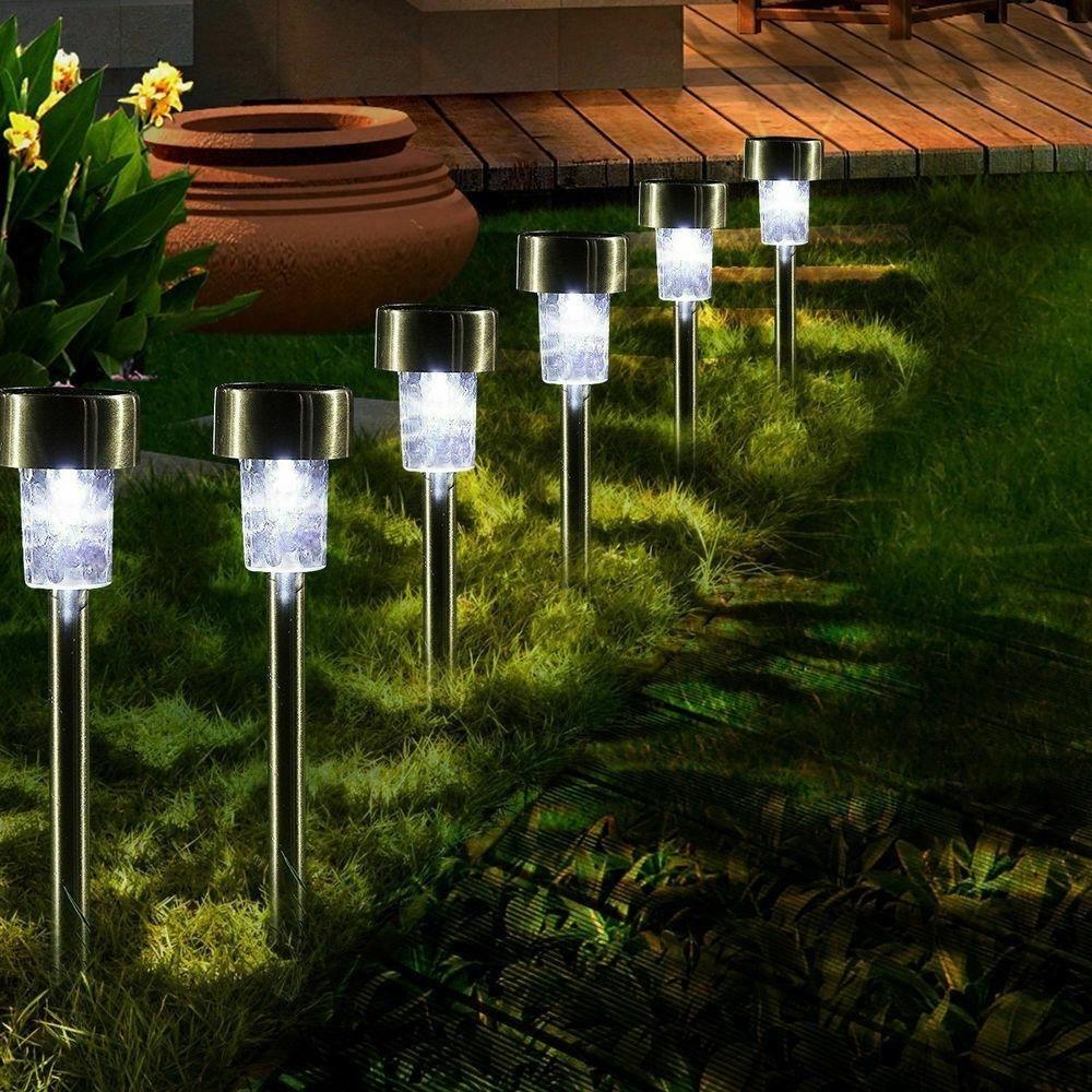 Szolár lámpák