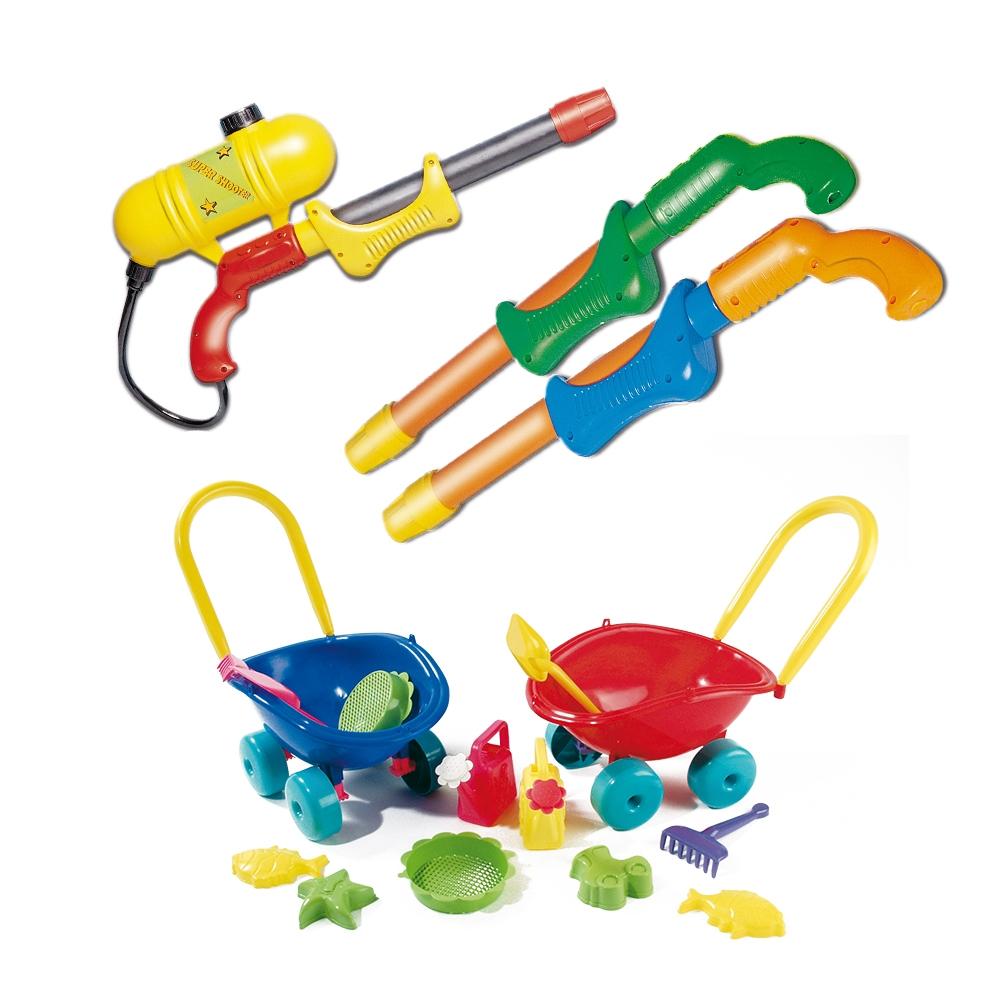 Strand játékok