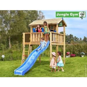 Kerti játszótér - Jungle Gym Playhouse platform XL