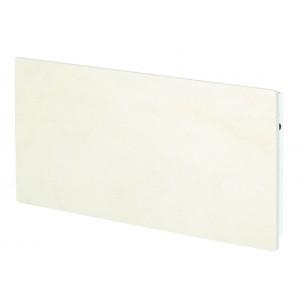 Elektromos kerámia hőtárolós fűtőpanel - Climastar Smart Touch fehér mészkő 1500 W