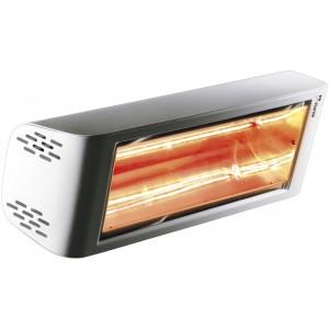 Elektromos infravörös hősugárzó Heliosa 44 Fehér - 2000 W