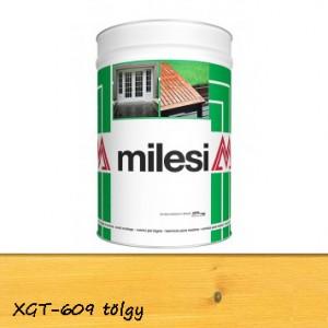 Milesi vékonylazúr - tölgy 1 l