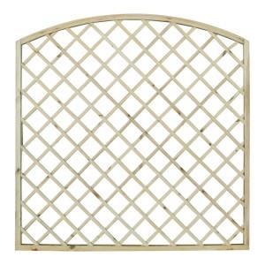 Apácarács - Monaco íves 180 x 180 cm