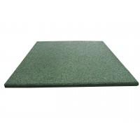 Gumi járólap ReFlex - 2x50x50 cm zöld