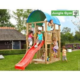 Kerti játszótér - Jungle Gym Farm játszótorony