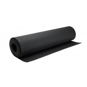 ReFlex fitness gumilemez, 1 x 5 m tekercs, fekete 8 mm