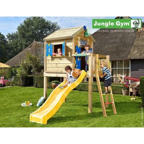 Kerti játszótér - Jungle Gym Playhouse platform L
