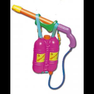 Vízipuska hátizsákos
