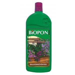 Biopon tápoldat balkonnövény 1L