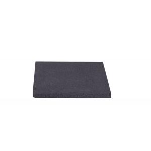 Gumilap esésvédő ReFlex - 4x40x40 cm fekete