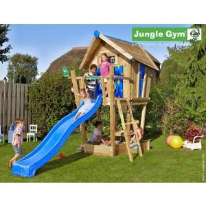 Kerti játszótér - Jungle Gym Crazy Playhouse platform