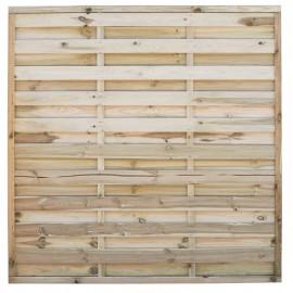 Klasszik kerítés, 180x180 cm