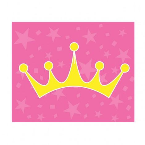 Mintás zászló felvonószerkezettel hercegnős