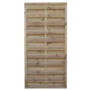Klasszik kerítés, 90x180cm