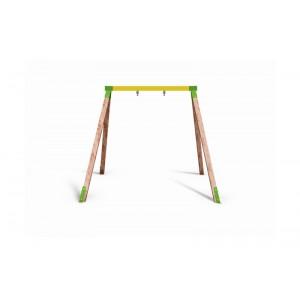 Közterületi játszótér - Egyállású hintaállvány (ülőke nélkül)