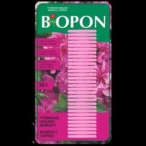 Biopon táprúd muskátli 30db/bliszter