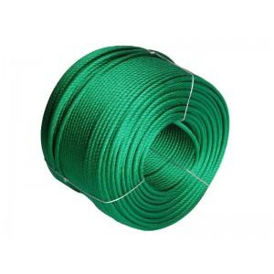 Közterületi - Acélbetétes kötél 16 mm zöld