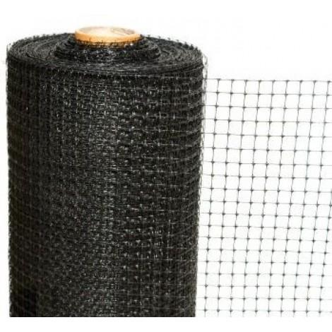 Vakondháló fekete BOP  15x15mm, 1 x 200 fm