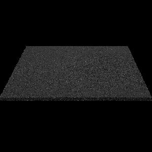 Gumilap ReFlex Fitness - 2x100x100 cm fekete