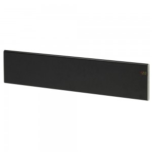 Elektromos fűtőpanel - Adax NEO NL fekete 800 W