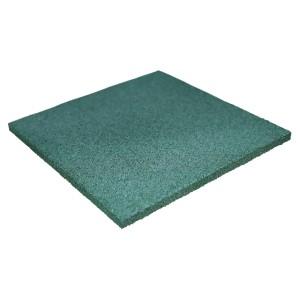 Gumi járólap Grand ReFlex - 2x40x40 cm zöld