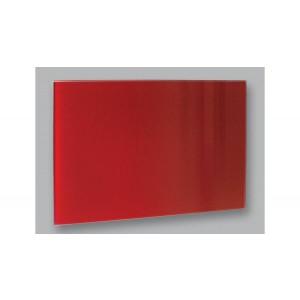 Elektromos infrapanel - G-OLD-GR300- ÜVEG 5-6 nm/panel - piros 300W