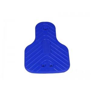 Közterületi - Mérleghinta ülőke gumi, alubetétes kék