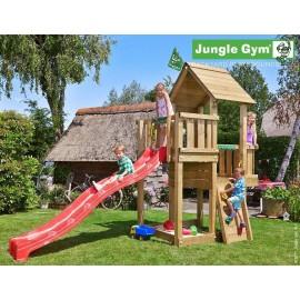 Kerti játszótér - Jungle Gym Cubby játszótorony