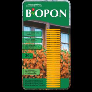 Biopon táprúd balkon növény 30db/bliszter