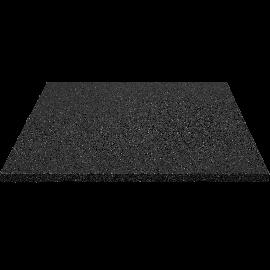 Gumilap esésvédő ReFlex - 4x100x100 cm fekete
