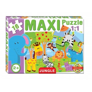 Maxi Puzzle Jungle