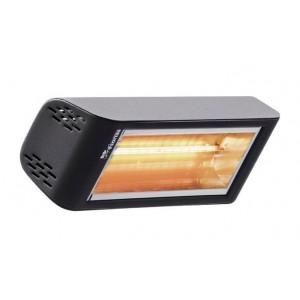 Elektromos infravörös hősugárzó Heliosa 44 Fekete - 2000 W