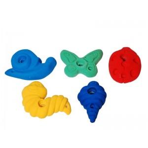 Mászókő - Állatfigurás készlet (5 db)