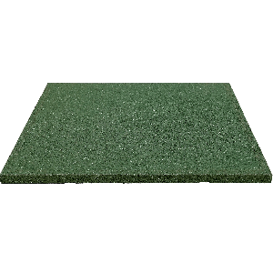 Gumilap esésvédő ReFlex - 4x100x100 cm zöld