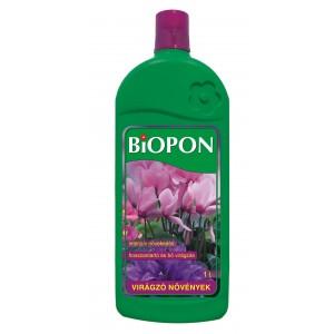 Biopon tápoldat Virágzó növény 1L