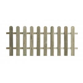 Föhr kerítés, 180x80 cm