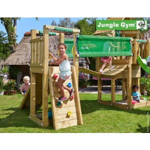 Kerti játszótér - Jungle Gym Bridge modul