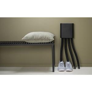 Adax cipőszárító gégecsöves – ST3D fekete