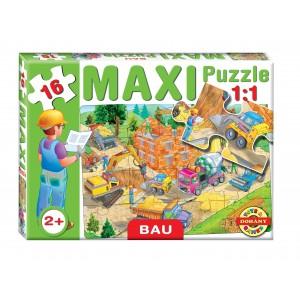Maxi Puzzle Munkagépek