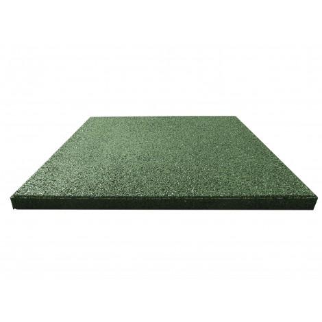 Reflex gumi járólap, 3x50x50, zöld