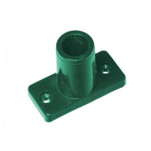 Kötélzáró - T elem zöld