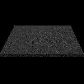 Gumilap esésvédő ReFlex - 5x100x100 cm fekete