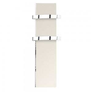 Elektromos kerámia hőtárolós fűtőpanel - Climastar SLIM 500W - fehér mészkő