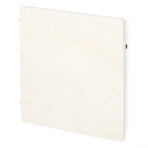 Elektromos kerámia hőtárolós fűtőpanel - Climastar Smart Touch fehér mészkő 1000 W