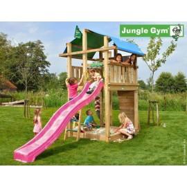 Kerti játszótér - Jungle Gym Fort játszótorony